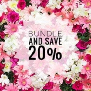 ❤️Save 20% Today❤️